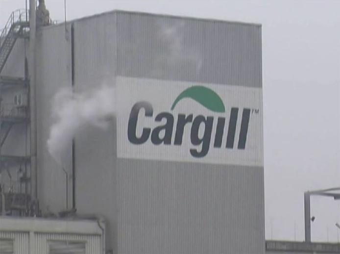 Cargill in Sas van Gent.