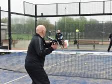 Mede dankzij Padel honderd nieuwe leden voor tennisvereniging Bokt