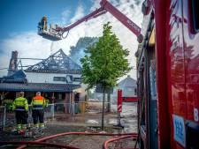 Op plek van afgebrand café 't Uuleke in Ewijk keert 'niets' terug