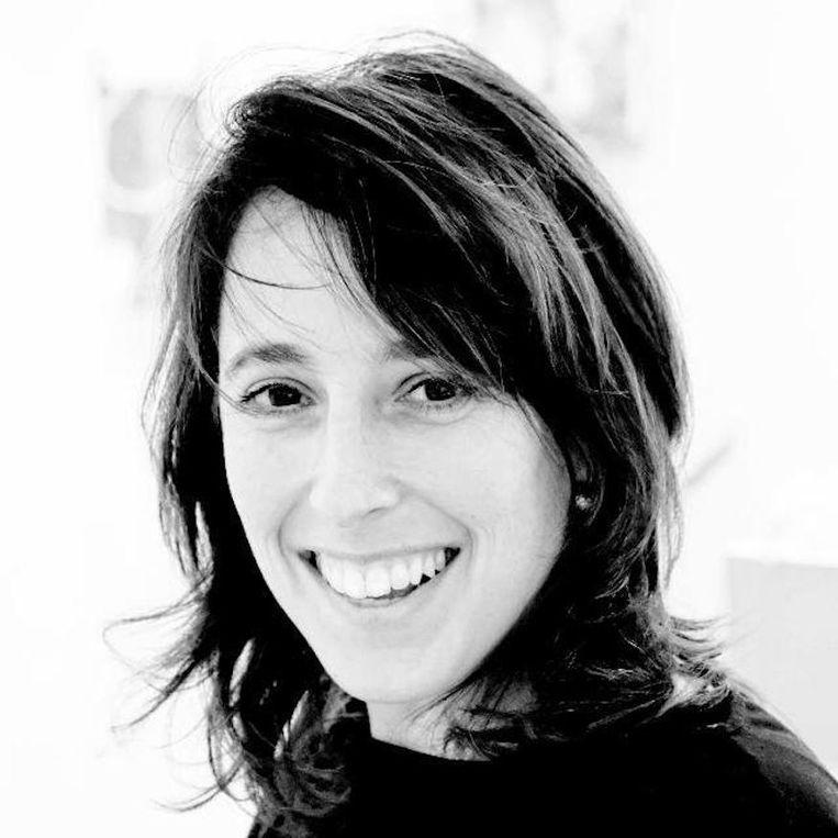 Julie Sharon-Wagschal: 'Voor een leuk seksleven is verbondenheid nodig' Beeld -