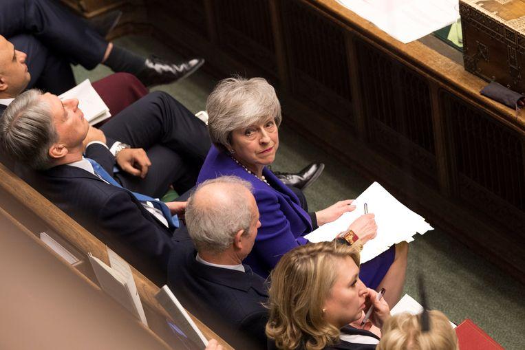 Vervelend, maar de parlementsleden moeten verder werken aan wetgeving voor de brexit.