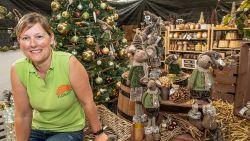 Voor deze vrouw is het een heel jaar Kerstmis