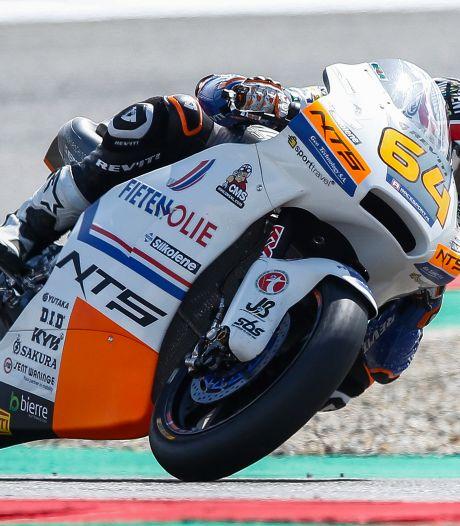 Martín wint Moto2 in Valencia, Bendsneyder achtste