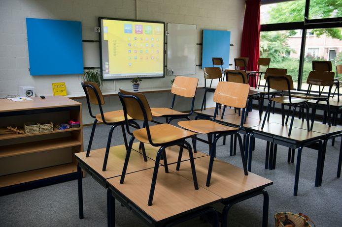 Zowel in het basisonderwijs als in het voortgezet onderwijs wordt deze week gestaakt.
