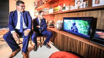 """VIDEO. Open Vld brengt met fictiereeks ode aan West-Vlamingen: """"We zetten harde werkers centraal"""""""
