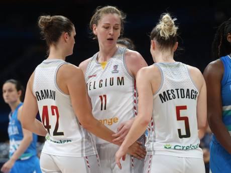 Les Belgian Cats se qualifient pour les quarts de finale en battant la Slovénie