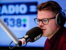 Coen Swijnenberg na burn-out terug op 538: 'Het voelt goed'