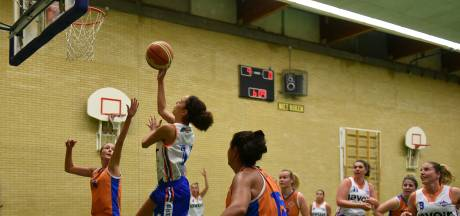Basketbalsters BC Vlissingen hebben een tweede versnelling in huis