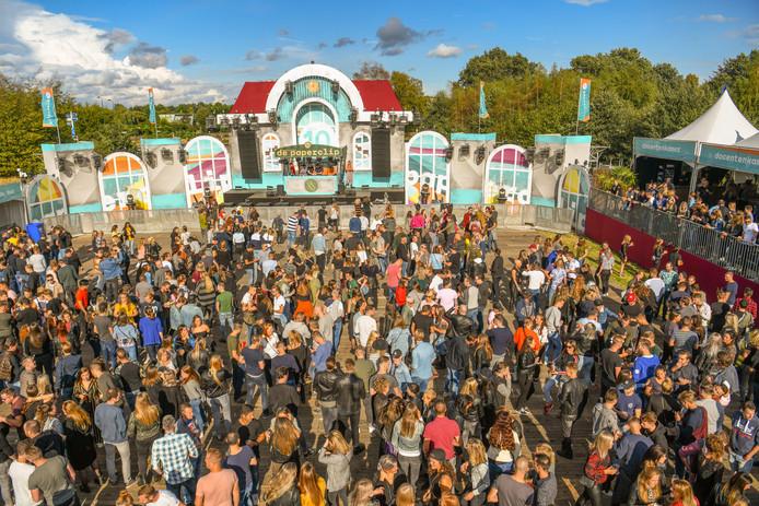 Eersel, 10 jarig jubileum van Paperclip festival