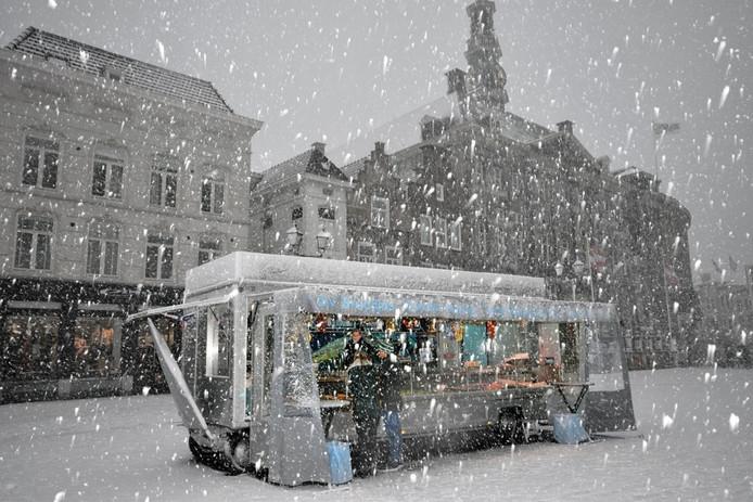 Johan maakte dit prachtige plaatje op de Markt in Den Bosch!