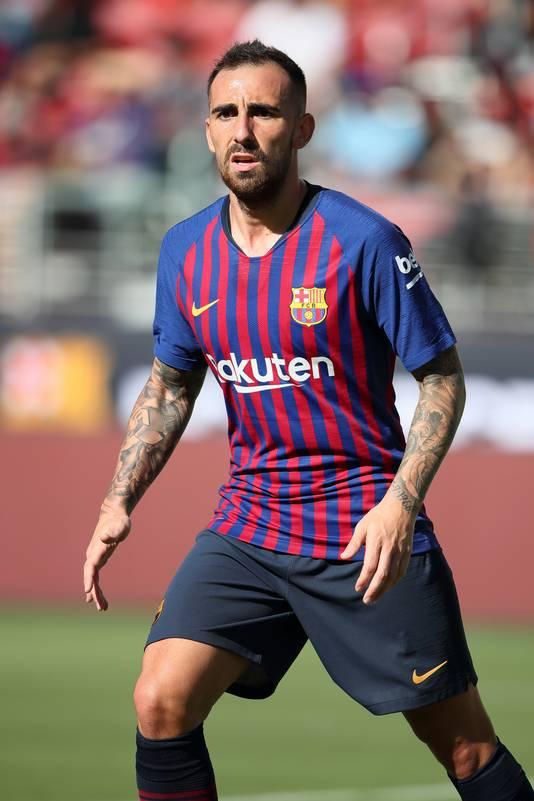 Paco Alcácer.