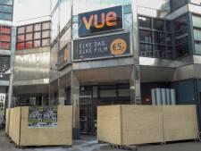 VUE Arnhem vanwege transformatie tot in december gesloten
