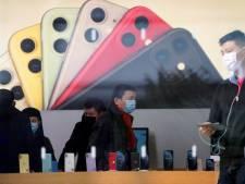 Apple treedt op tegen hamsteren: maximaal twee iPhones per bestelling