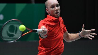 België treedt deze nacht aan in nagelnieuwe ATP Cup, Darcis bijt de spits af