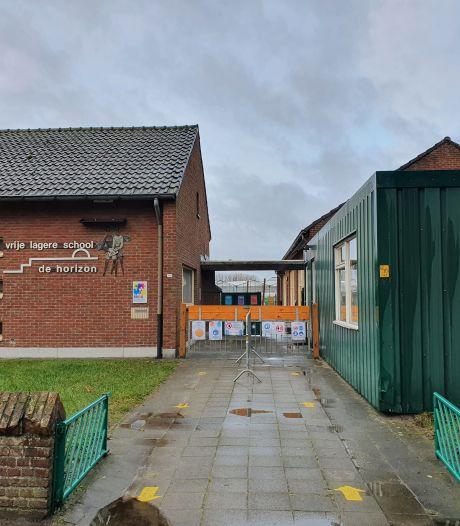 Versleten containers verdwijnen: jeugd Zondereigen krijgt nu een écht goed schoolgebouw