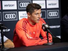"Lewandowski demande au Bayern du renfort: ""Nous avons besoin de grandes recrues"""