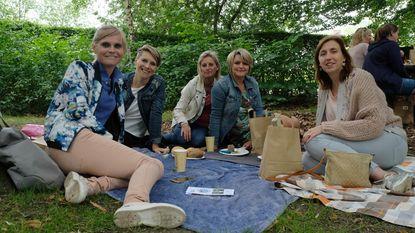 Fairtradepicknick voor gemeentepersoneel