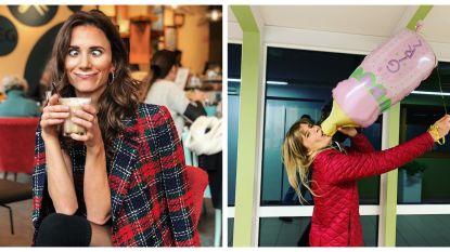 SHOWBITS. Lize Feryn is gek op koffie en Eva De Roo is duidelijk blij met het meterschap