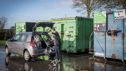 Containerparken lokken weer meer volk
