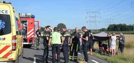 Dode en gewonden bij ongeval in Tilburg
