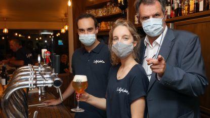 """Ricco en Melissa van gastropub 't Ligtdaar zijn de eersten met de Tripel 888 van 't vat: """"Onze klanten moeten dat bier absoluut leren kennen"""""""