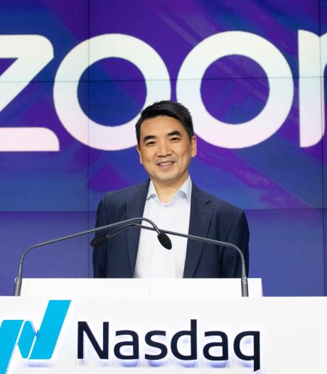 Boze aandeelhouder klaagt Zoom aan