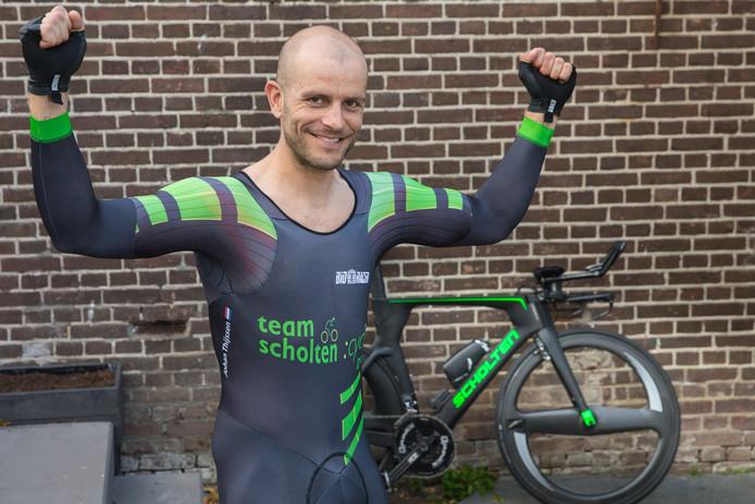 Tijdrijder Johan Tijssen dacht zich geplaatst te hebben voor het NK 2017, maar de bond besloot anders. Maandagmiddag kreeg hij te horen dat hij tóch mee mag doen.