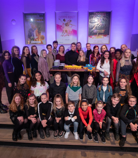 Stadsgehoorzaal in Kampen produceert weer een eigen musical