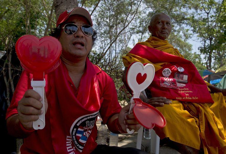 Deze Rode Hemden zijn een doorn in het oog van de Thaise middenklasse.