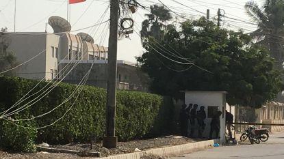 Aanval op Chinees consulaat in Pakistaanse havenstad Karachi voorbij: zes doden