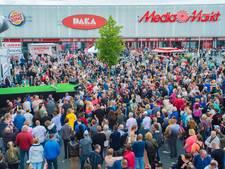 Muziekfeest Apeldoorn  trekt duizenden bezoekers
