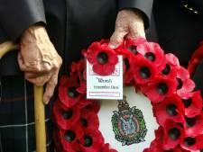 Remembrance Sunday op Airborne Begraafplaats Oosterbeek