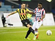 Bruns geschorst bij Vitesse, Cuevas bij Twente