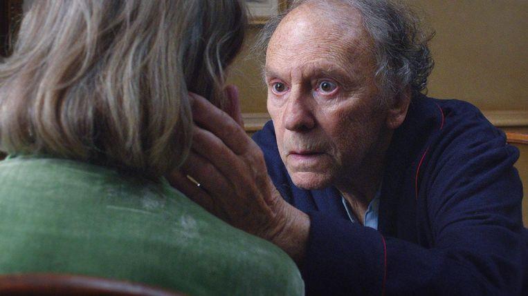 Film: Amour. 'Het script, het acteren, de belichting, de regie: de film van Michael Haneke vind ik het perfecte kunstwerk van de laatste jaren.' Beeld