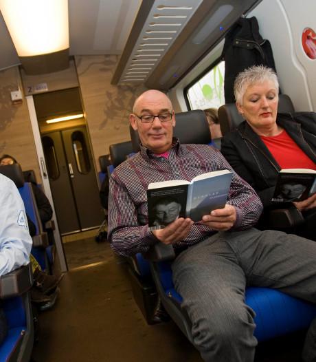 Boekenweekgeschenk op zak? Dan reis je vandaag gratis met de trein