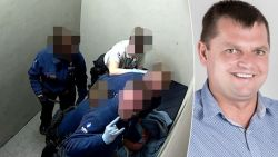 Nieuw richtlijn na zaak-Chovanec: geen cel meer voor psychotische arrestanten