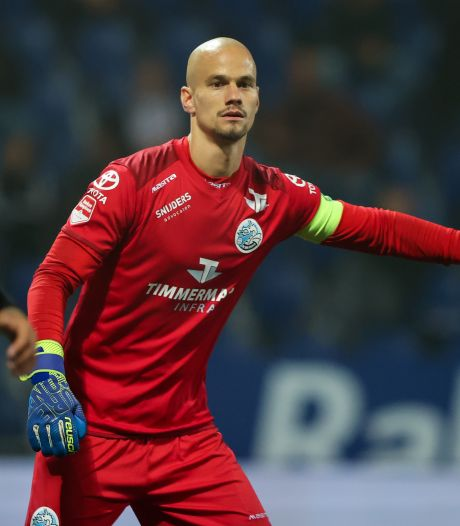 FC Den Bosch-captain Wouter van der Steen wil niets van zelfmedelijden weten