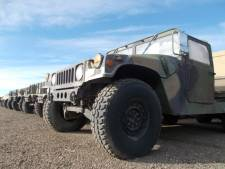 Koop je eigen leger-Hummer vanaf 4000 dollar