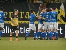 FC Den Bosch laat niets heel van Roda JC