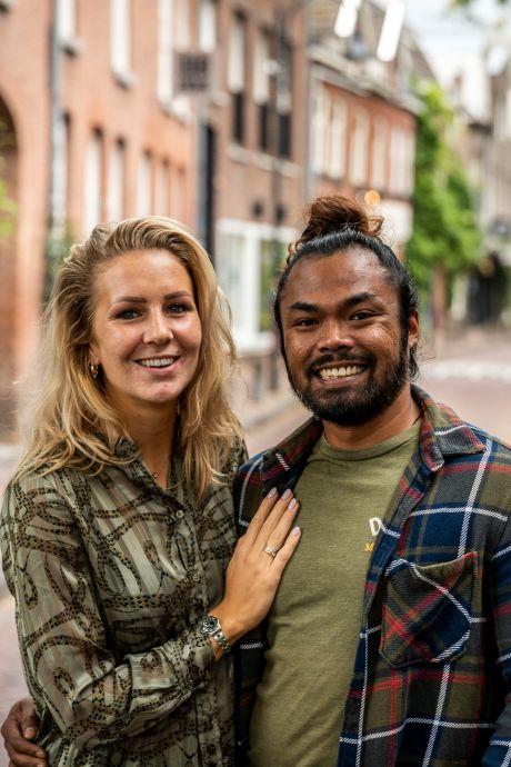 Eindhovense Amber verhuisde om liefde voor Kai naar Bali; door corona zijn ze nu even terug