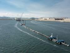 Ocean Cleanup arriveert bij plastic afvalberg