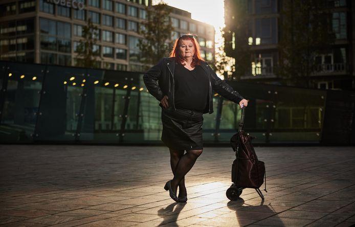 """Chantal Arts: ,,Sinds mijn handeltje weg is en mijn hormoonhuishouding is veranderd, ben ik sneller emotioneel."""""""