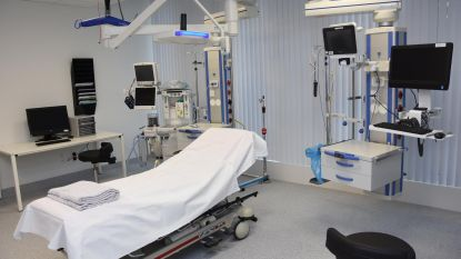 Voorwaardelijke straf voor slagen aan verpleger en agenten in ziekenhuis