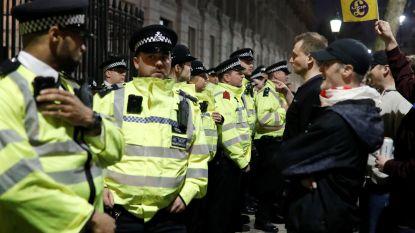 Britse politie roept politici op om gemoederen rond brexit niet op te hitsen, 10.000 agenten stand-by