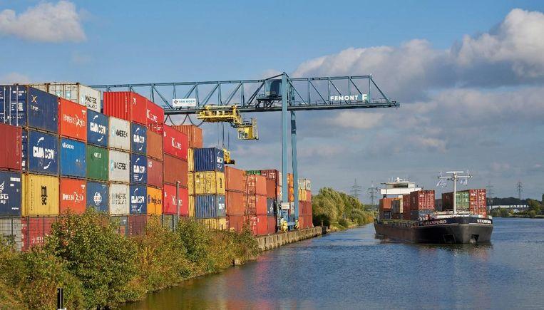 Van Moer Logistics zal dit jaar nog twee extra schepen aan zijn vloot toevoegen.