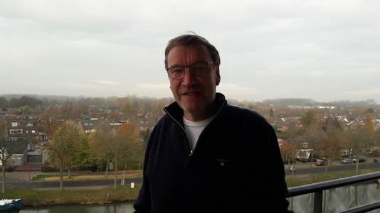 Koos Hofs, voorzitter van de Activiteitengroep Vreeswijk.