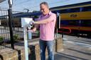 Nadat Rover-bestuurslid Michel Lintermans hoorde dat NS in 2013 als proef waterpunten bij de stations van Amersfoort en Almere neerzette regelde hij dat station Deurne ook een watertappunt kreeg. Jaren later volgen de helft van alle Nederlandse stations