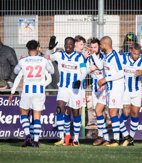 FC Lienden heeft weer vertrouwen