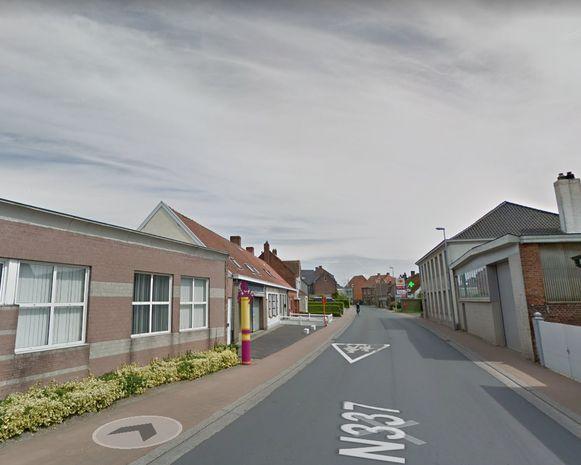 Ter hoogte van de school wordt een schoolstraat ingevoerd in de Creytensstraat.