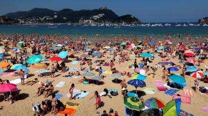 Zuid-Europa kreunt onder extreme hitte: zelfs 's nachts nog 37 graden